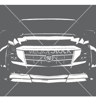 Free cadillac vector - vector gratuit #267539