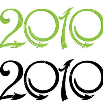 Free greener 2010 vector - Free vector #267819