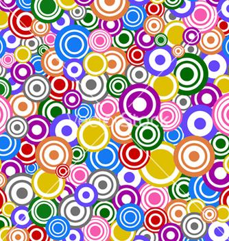 Free circles texture vector - бесплатный vector #267939