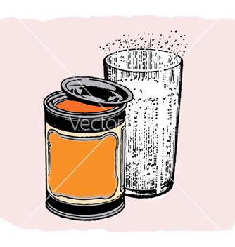 Free vintage vector - vector gratuit #268589