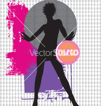 Free collage dancer vector - Free vector #269399