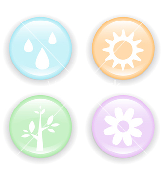 Free fresh nature icon vector - Free vector #269849