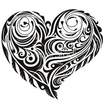 Free heart vector - Free vector #270089