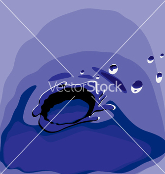 Free water splash vector - Free vector #270109