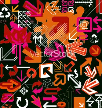 Free graphic arrow vector - Kostenloses vector #270159