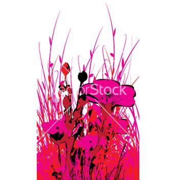 Free wild flowers vector - Kostenloses vector #270969