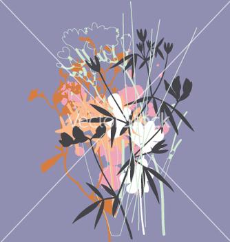 Free wild flowers vector - Kostenloses vector #270979