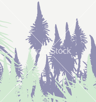 Free plant life vector - Free vector #271129