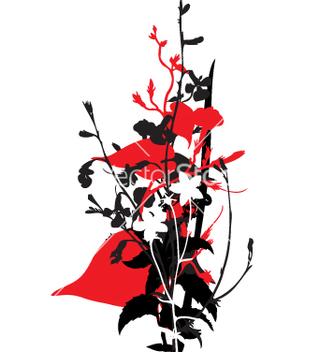 Free oriental flower vector - Kostenloses vector #271139