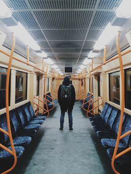 Kyiv subway - Kostenloses image #271759