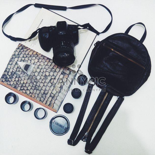 Разные вещи из современных сумка - бесплатный image #272199