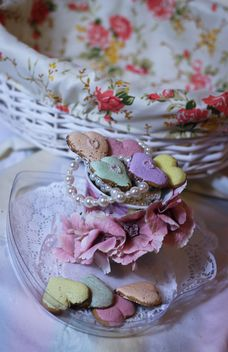 heart cookies - image gratuit #272999