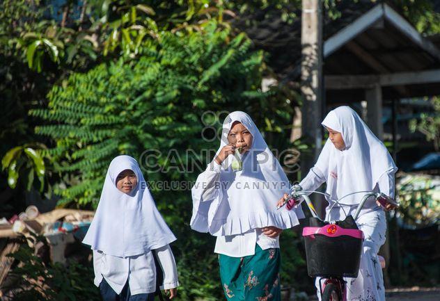 Islamische Mädchen - Kostenloses image #273039