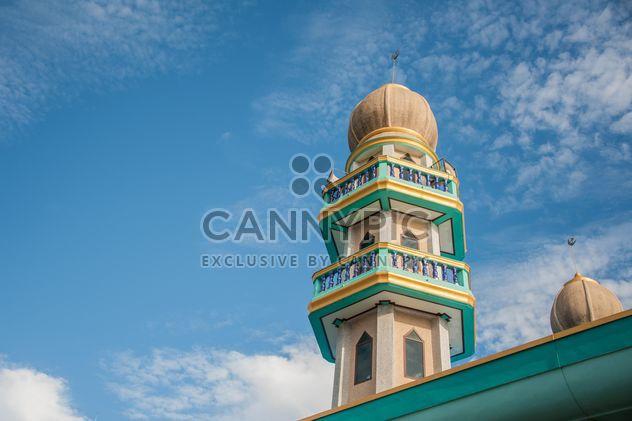 Minaret de la mosquée - image gratuit #273049
