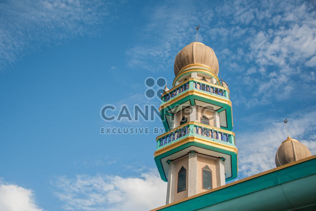 Mosque minaret - Free image #273049