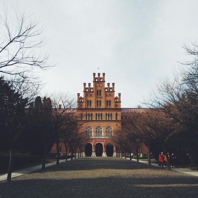 Fedkovych Chernivtsi National University - Kostenloses image #273119