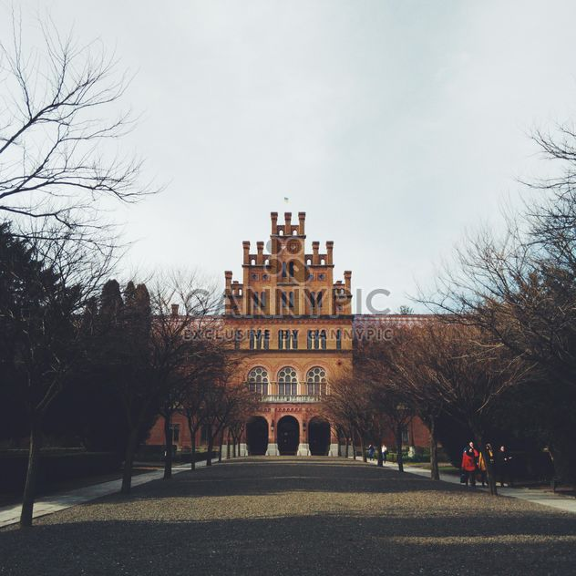 Université nationale de Tchernivtsi Fedkovych - image gratuit #273119