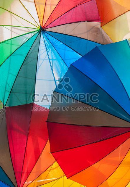 Guarda-chuvas do arco-íris - Free image #273129