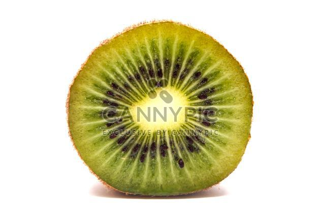 Slice of kiwi - Free image #273189
