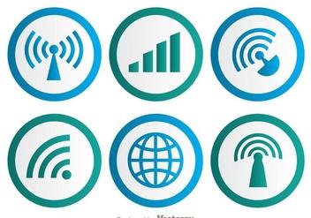 Wifi Symbol - Free vector #274719