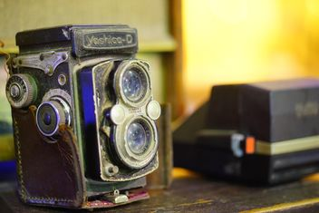 Old Yashica camera - image #274809 gratis