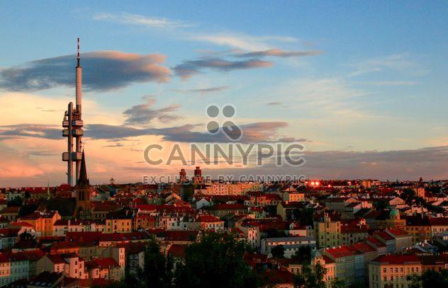 Torre de televisão de Zizkov - Free image #274869