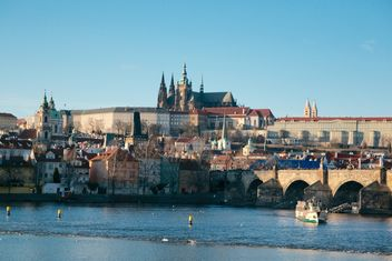 Prague castle - image gratuit(e) #274879