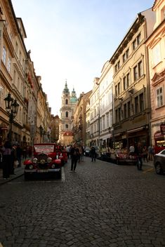 Street in Prague - image #274889 gratis