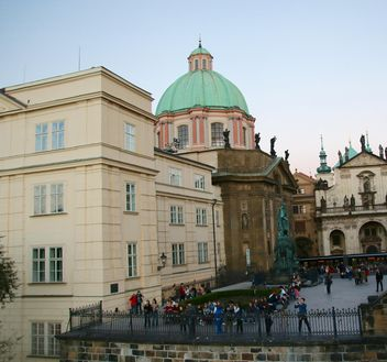 Architecture of Prague - Kostenloses image #274899