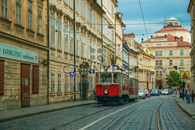 Calle de Praga - image #274909 gratis