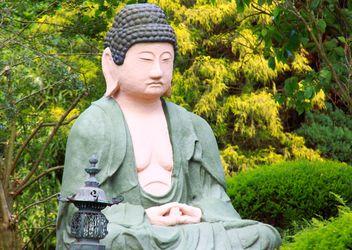 statue of buddha - image #274929 gratis