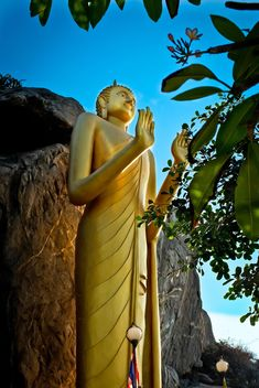 Big buddha statue - Free image #274949