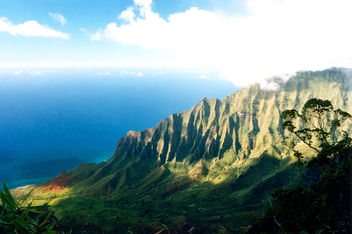 Na Pali Coast, Kauai, Hawaii - image #275889 gratis