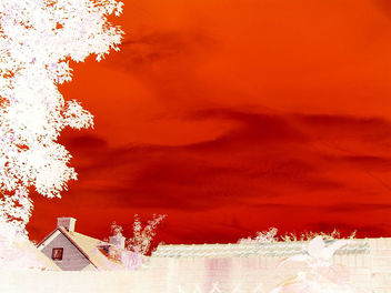 red skies - Free image #275999