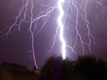 CG lightning strike - Free image #276149