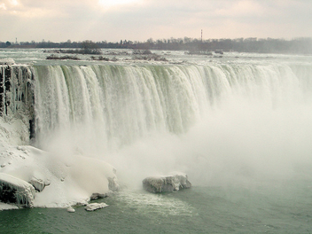 Niagara Falls: Horseshoe Falls - Free image #276209