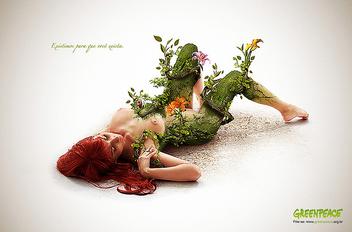An. Greenpeace _