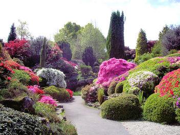 The Rock Garden, Leonardslee Gardens - image #279819 gratis