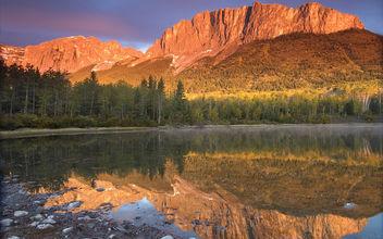 Mount Yamnuska - Calgary, Alberta, Canada - Free image #280009