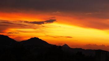 Sunset - Free image #285379