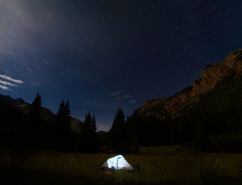 Aspen Night Life - Free image #285479