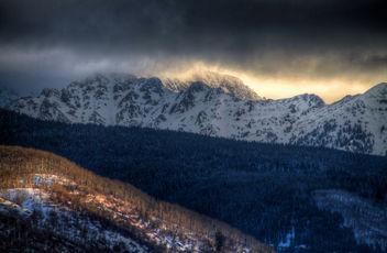 Gore Range Sunrise - Free image #286079