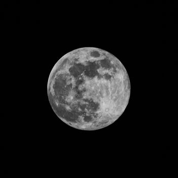 a full moon... - Free image #286559