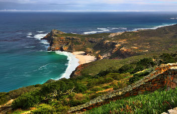 Cape Point - HDR - image gratuit(e) #286649