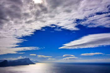 Cape Point Scenery - HDR - image gratuit(e) #286669