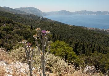 Kefalonia view - Kostenloses image #287079