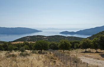 Kefalonia landscape - Kostenloses image #287139