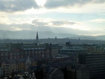 Edinburgh Rooftops - image gratuit #287519