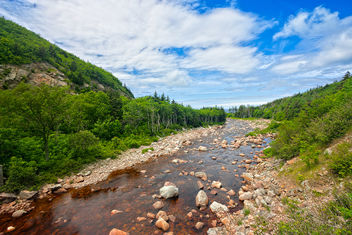Cabot Trail - HDR - Free image #288109