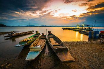 Kaseaw Fisherman Pier - image #288149 gratis